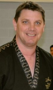 Stephen Lamberth - 5th Degree International Taekwondo Instructor