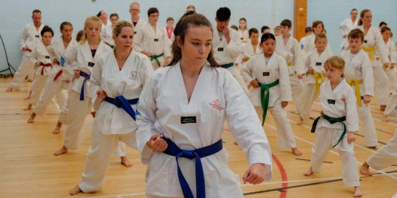 SLTKD Taekwondo Grading September 22nd 2018 (3)