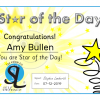 Star Of the Day December 2019
